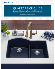 Quartz Price Guide (F-4829)