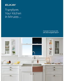 Interchangeable Apron Brochure (F-4849)