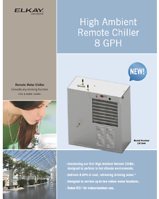 High Ambient Remote Chiller (INTL-4714)