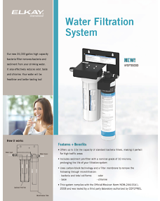 Water Filtration System (INTL-4741)