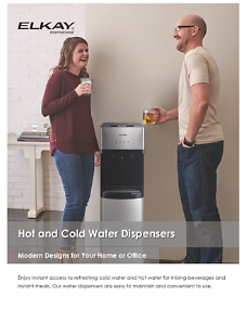 Hot and Cold Water Dispensers (INTL-4756)