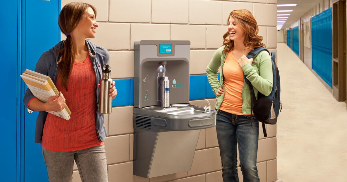 ELKAY | Drinking Fountains, Water Coolers, EZH2O Bottle