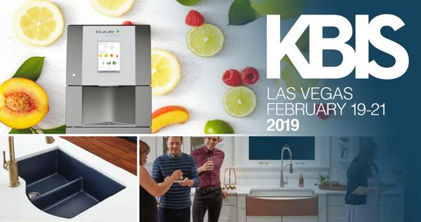 Kbis 2019 Elkay At Kbis 2019 Kitchen And Bath Industry Show