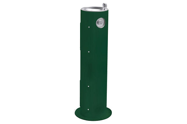Elkay Outdoor Fountain Pedestal Non-Filtered, Non-Refrigerated