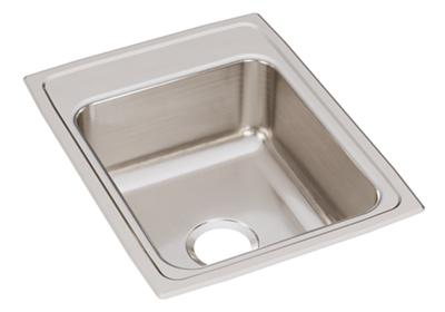 "Image for Elkay Lustertone Classic Stainless Steel 17"" x 22"" x 7-5/8"", Single Bowl Drop-in Sink from ELKAY"