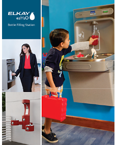 ezH2O Drinking Water Products Brochure (F-4578)