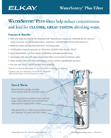 WaterSentry Plus Filter (F-4751)